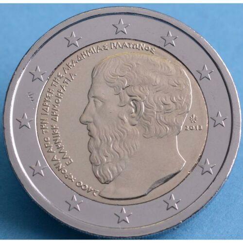 "Griechenland 2 Euro 2013 ""Platon Akademie"" unc"