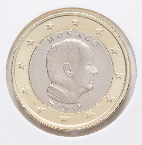 """Monaco 1 Euro 2013 """"Albert"""" BU"""