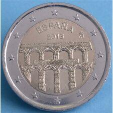 "Spanien 2 Euro 2016 ""Aquädukt von Segovia""..."