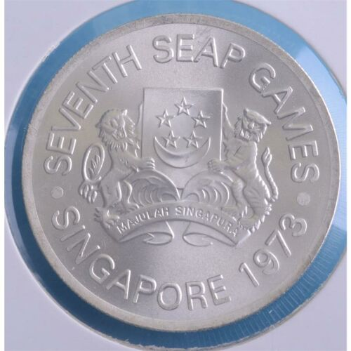 Singapur 5 Dollars 1973 - Seventh Seap Games*