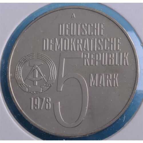 DDR 5 Mark 1978 - Apartheid*