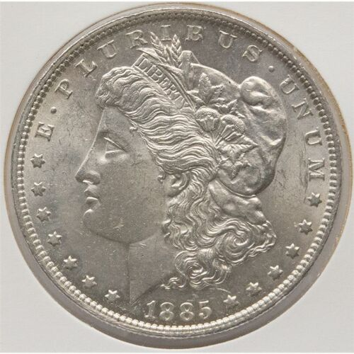 USA Morgan Dollar 1885*