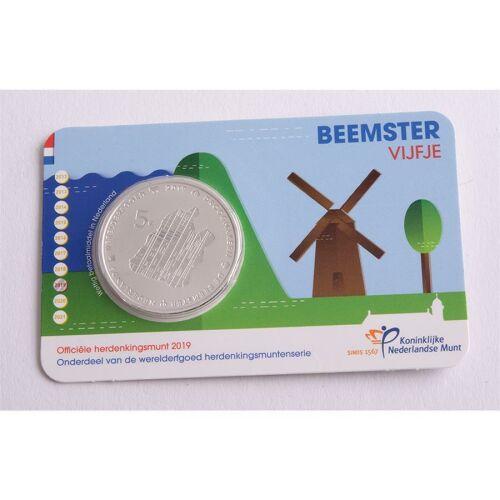 "Niederlande 5 Euro 2019 ""Beemster"" unc"