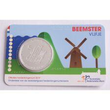 """Niederlande 5 Euro 2019 """"Beemster"""" BU"""