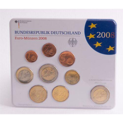 Deutschland KMS 2008 ST  -A-