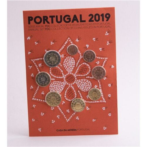 Portugal KMS 2019 FDC