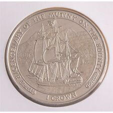 Isle of Man One Crown 1989 - Meuterei auf der Bounty*