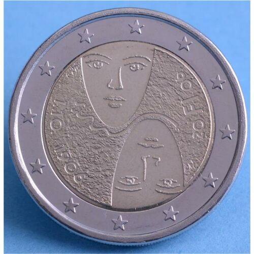 """Finnland 2 Euro 2006 """"Freies Wahlrecht"""""""