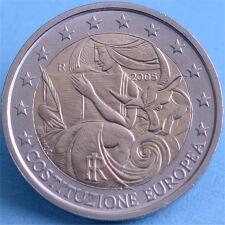 """Italien 2 Euro 2005 """"Costituzione Europa"""""""