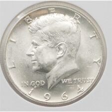 USA Half Dollar 1964 - Kennedy - P*