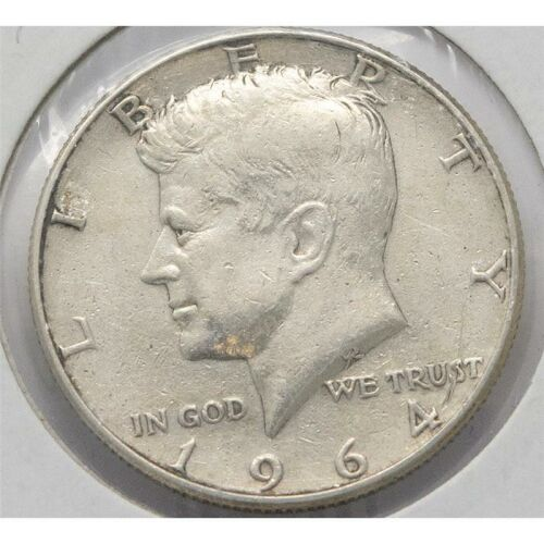 USA Half Dollar 1964 - Kennedy - D*
