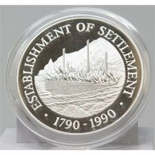 Pitcairn Islands 50 Dollar 1990*