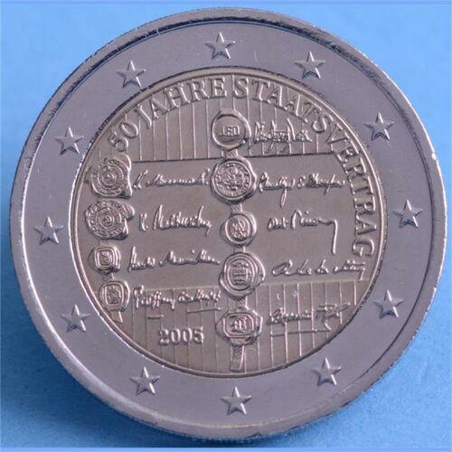 """Österreich 2 Euro 2005 """"Staatsvertrag"""""""