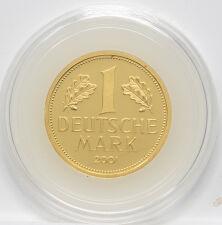 Deutschland Goldmark 2001 - D -