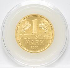 Deutschland Goldmark 2001 - F -