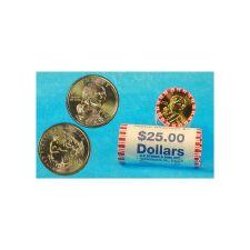 """USA 1 Dollar 2009 """"Sacagawea"""" unc."""