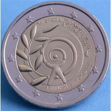 "Griechenland 2 Euro 2011 ""Special Olympics"" unc."