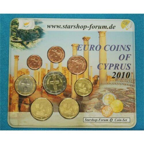 """Zypern KMS 2010 """"Starshop-Forum"""" Blister"""